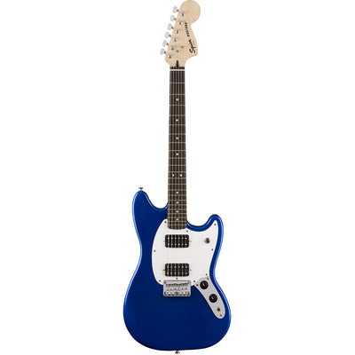 Squier Bullet Mustang HH - Imperial Blue - Front