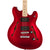 Fender - Affinity Starcaster - Candy Apple Red - Maple Fingerboard