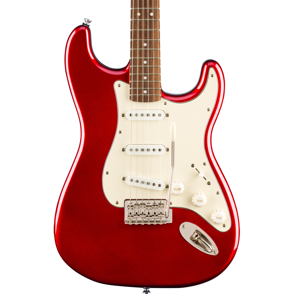 Squier Classic Vibe 60's Stratocaster - Candy Apple Red - Laurel Fretboard