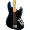 Fender - American Professional II Jazz Bass® - Maple Fingerboard - Dark Night