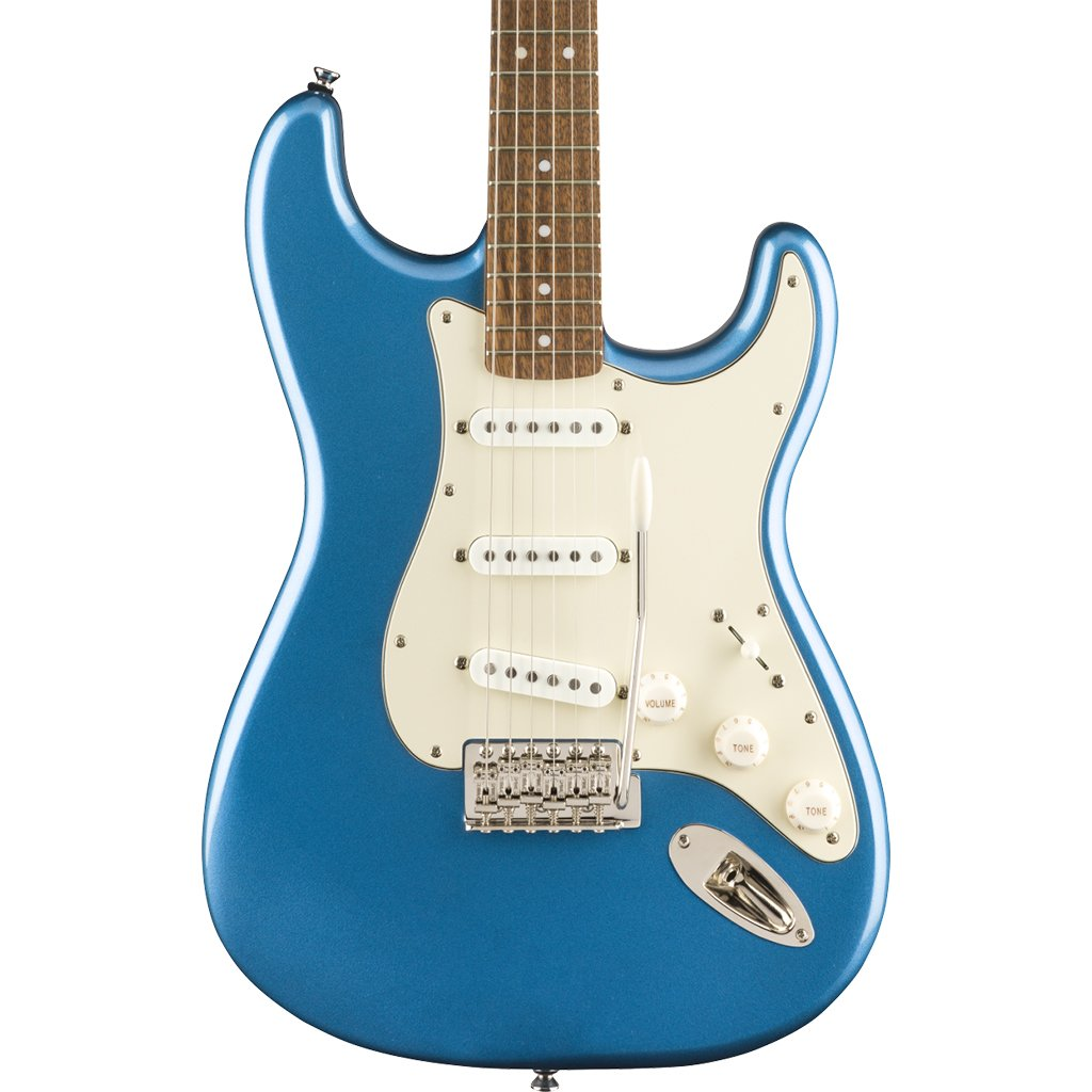 Squier Classic Vibe 60's Stratocaster - Laurel Fretboard - Lake Placid Blue