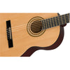 Squier - SA-150N Classical, Stained - Hardwood Fingerboard - Natural