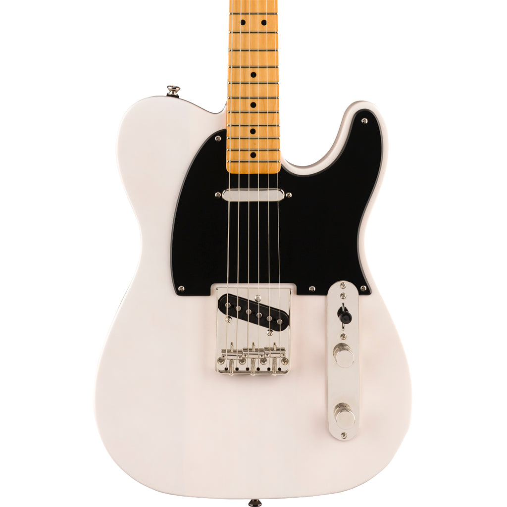 Squier Classic Classic Vibe 50's Telecaster - White Blonde - Maple Neck