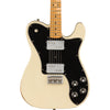 Fender - Vintera Road Worn '70s Telecaster® Deluxe - Maple Fingerboard - Olympic White
