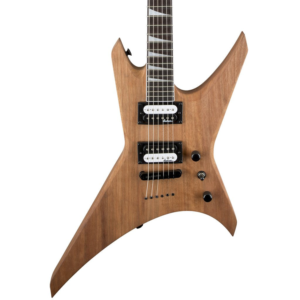 Jackson - JS Series Warrior JS32T - Natural Oil - Amaranth