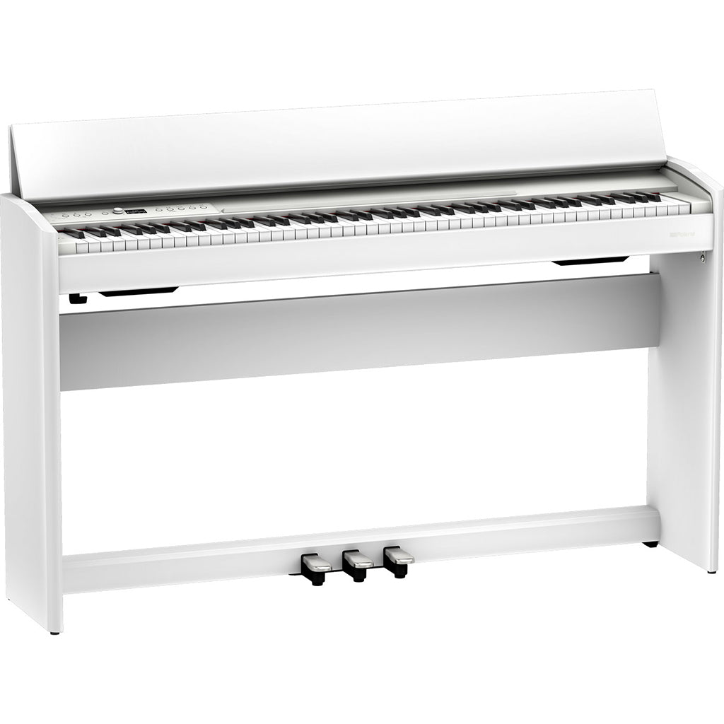 Roland - F701 Digital Piano - White