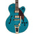 Gretsch - G2410TG Streamliner™ Hollow Body Single-Cut with Bigsby® and Gold Hardware - Laurel Fingerboard - Ocean Turquoise * PRE ORDER *