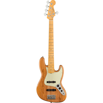 Fender - American Professional II Jazz Bass® V - Maple Fingerboard - Roasted Pine