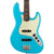 Fender - American Professional II Jazz Bass® - Rosewood Fingerboard - Miami Blue