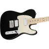 Squier Contemporary Telecaster HH - Black Metallic - Maple - Side
