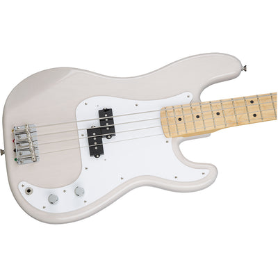 Fender - MIJ Hybrid '50s Precision Bass® - Maple Fingerboard - US Blonde