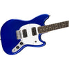Squier Bullet Mustang HH - Imperial Blue - Side