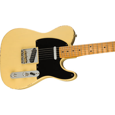 Fender - Vintera Road Worn® 50s Telecaster - Maple Fingerboard - Vintage Blonde