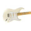 Fender Jimi Hendrix Stratocaster - Olympic White- Maple Neck - Side