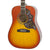 Epiphone Hummingbird Pro - Faded Cherry Burst