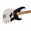 Fender Roadworn Mike Dirnt Precision Bass - White Blonde - Maple Fretboard
