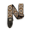 Ernie Ball E4161 Jacquard Strap - Tribal Brown