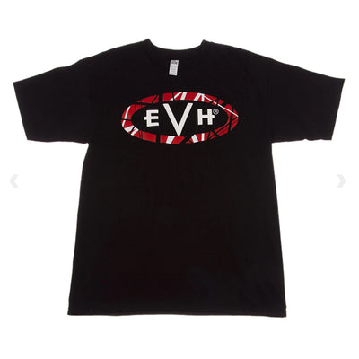 EVH - Logo T Shirt - Black - Medium