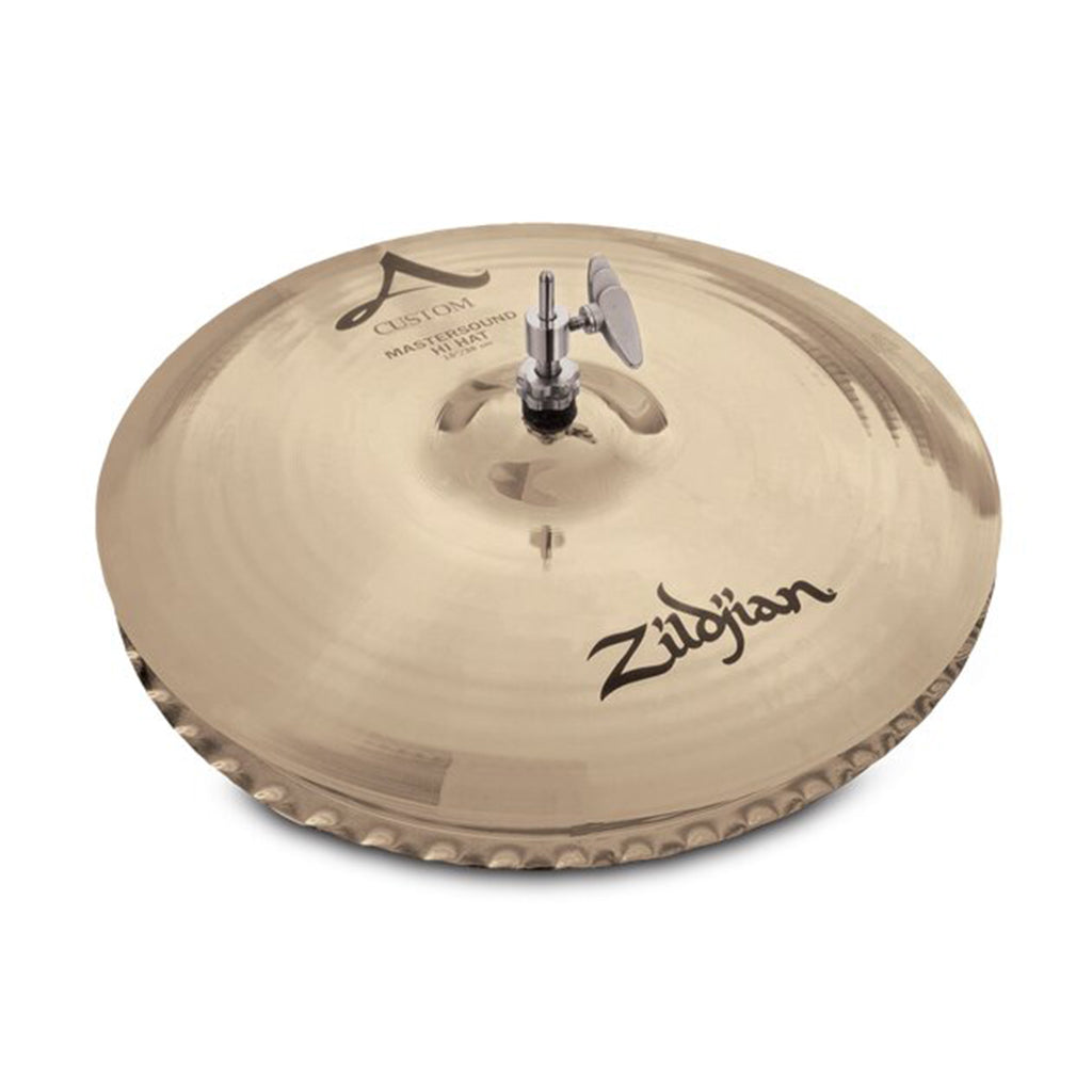 "Zildjian - A Custom - 15"" Mastersound Hi-Hats"