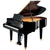 Yamaha DGC2ENSTPE Disklavier Baby Grand Piano - Polished Ebony