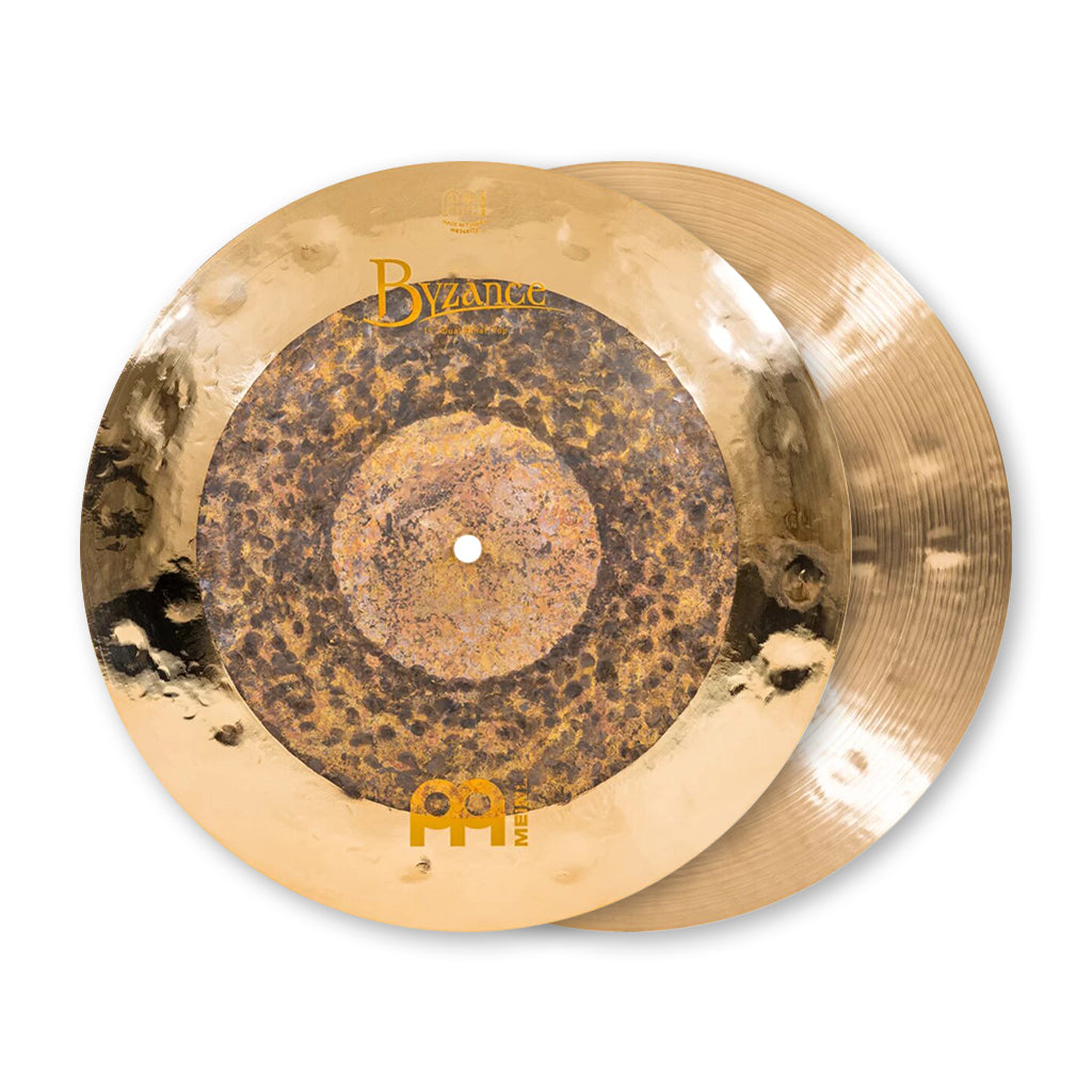"Meinl - Byzance Extra Dry - 15"" Dual Hi-hats"