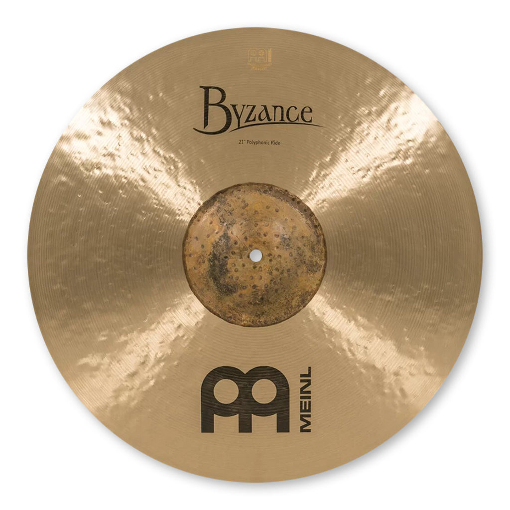 "Meinl - Byzance Traditional - 21"" Polyphonic Ride"
