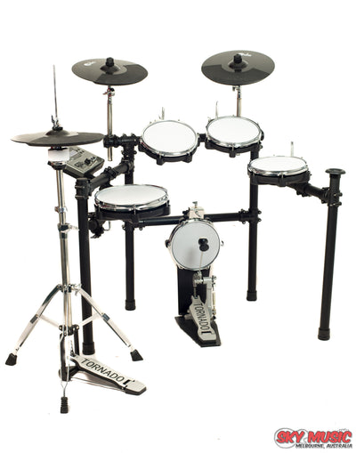 EDS 908-6 Electronic Drum Kit - front