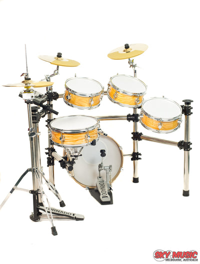 EDS 908-180 Electronic Drum Kit - front