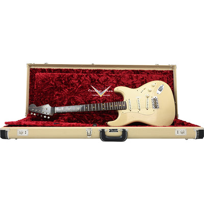 Fender Custom Shop Limited Edition 50's Stratocaster Journeyman Relic - Desert Sand - Rosewood Neck