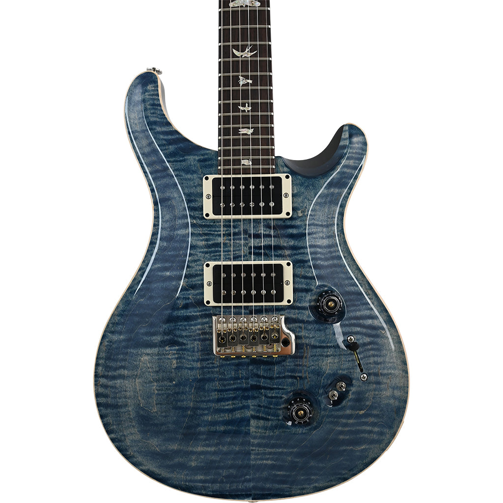 PRS Custom 24/08 - Faded Whale Blue - Pattern Thin Neck - Hero