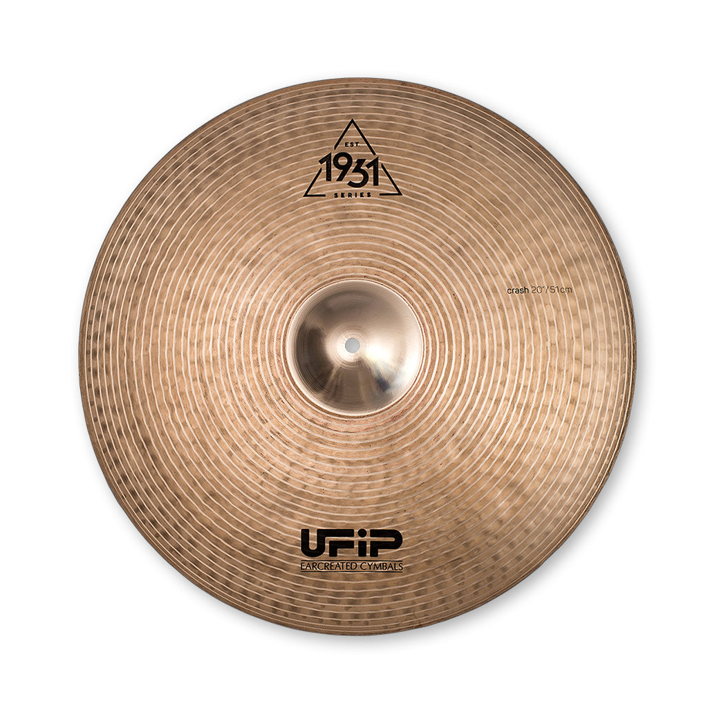 "UFIP - Est. 1931 Series - 18"" Crash"