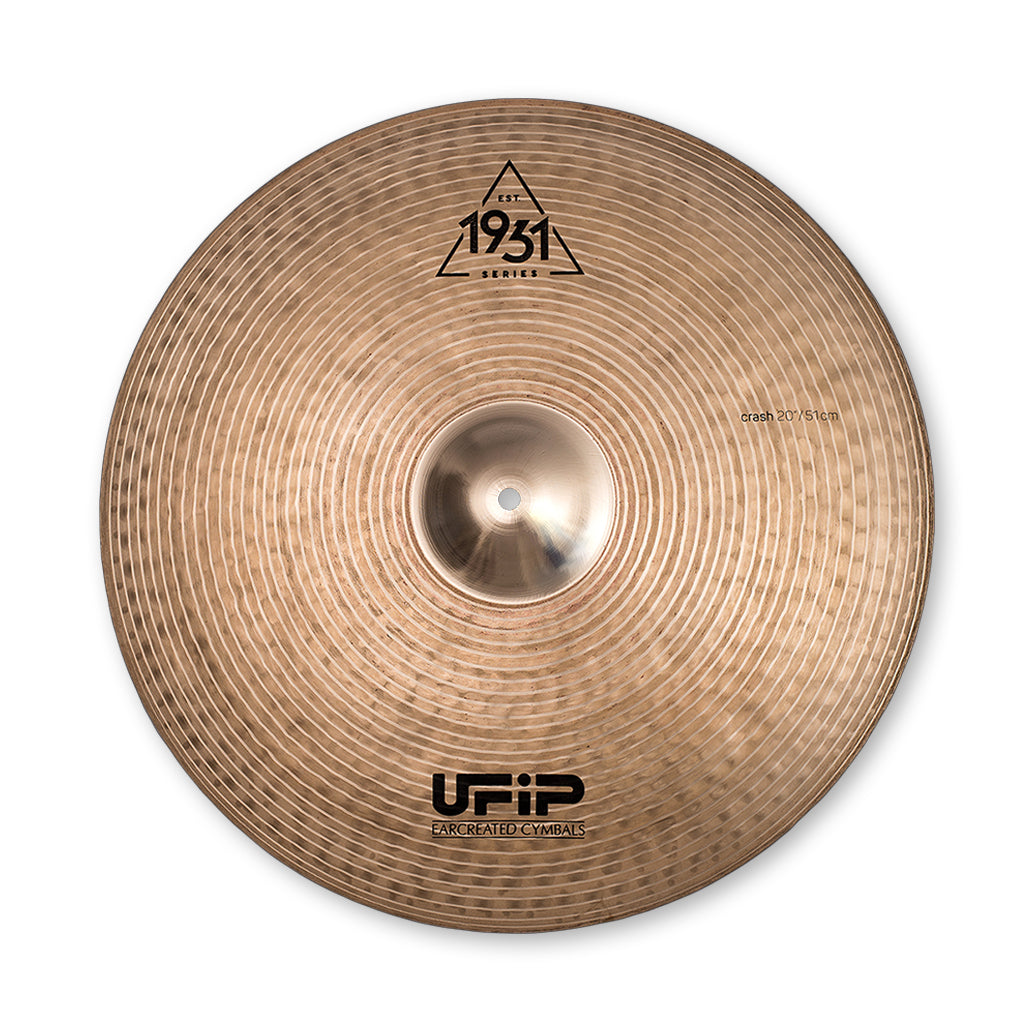 "UFIP - Est. 1931 Series - 19"" Crash"