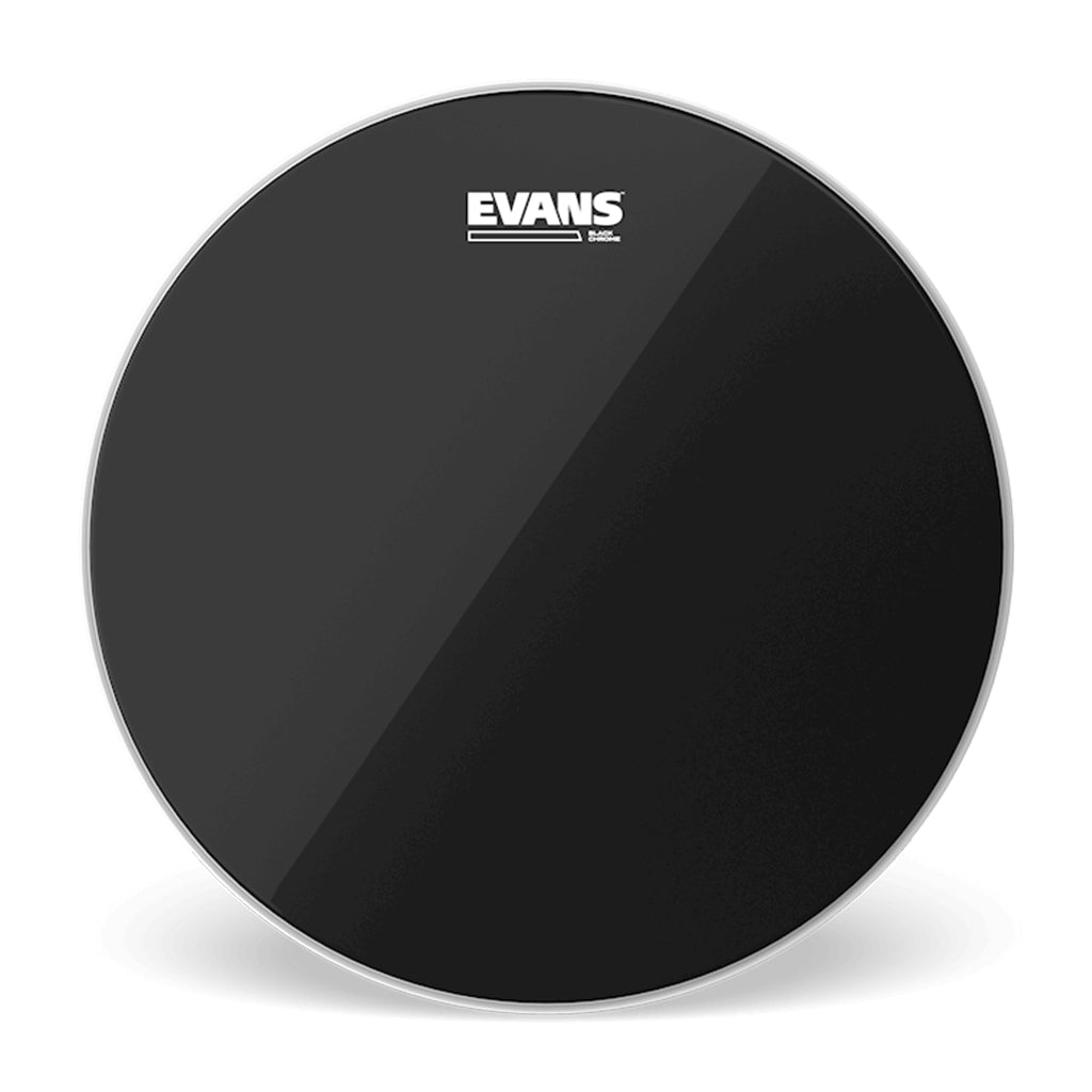 "Evans - 12"" - Black Chrome"