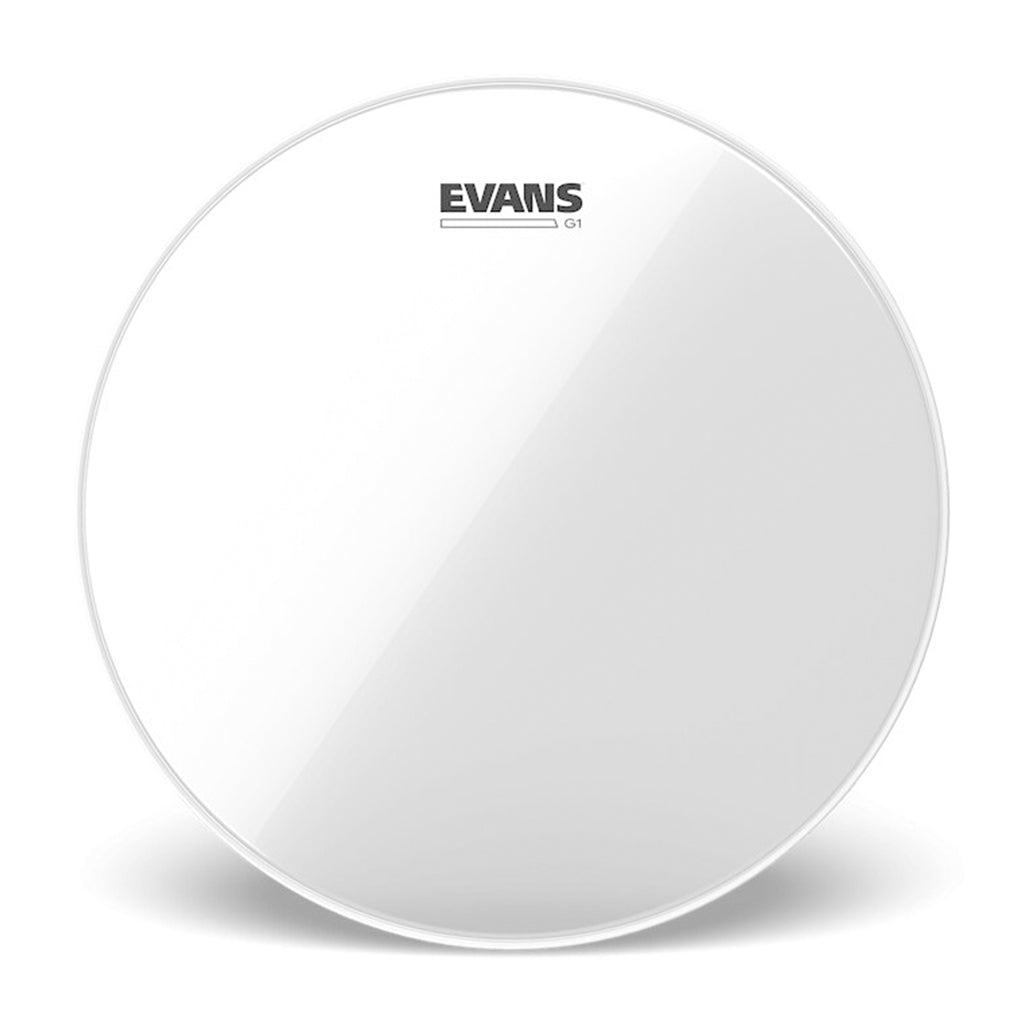 "Evans - 12"" G1 - Clear"