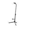 Hercules 05/GS412B Auto Grip Guitar Stand With Adjustable Backrest