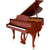 Yamaha GB1KFP Baby Grand Piano - French Provincial Style