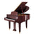 Yamaha GC1MPM Baby Grand Piano - Polished Mahogany