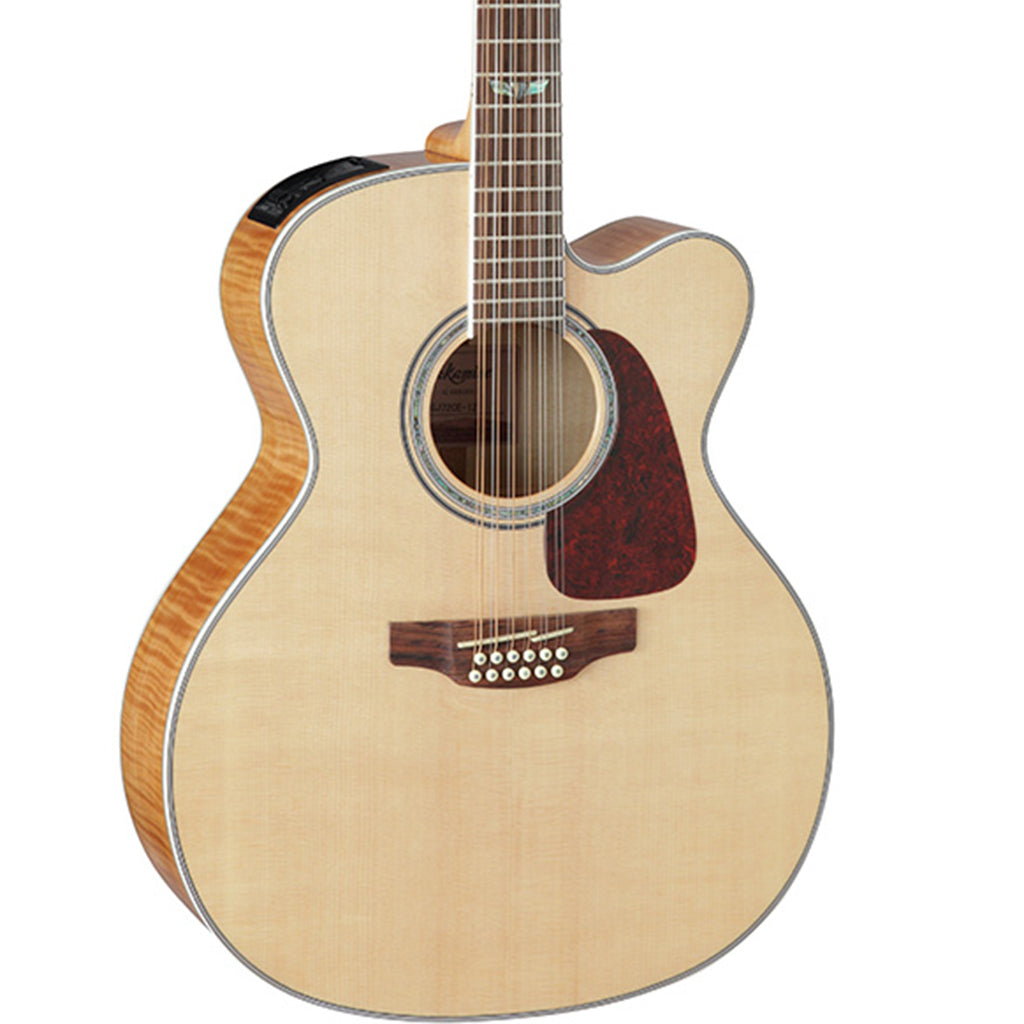 Takamine GJ72CE12NAT 12 String Jumbo - Natural