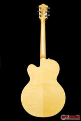 Gretsch G6120SH Setzer Hot Rod - Blonde - Back