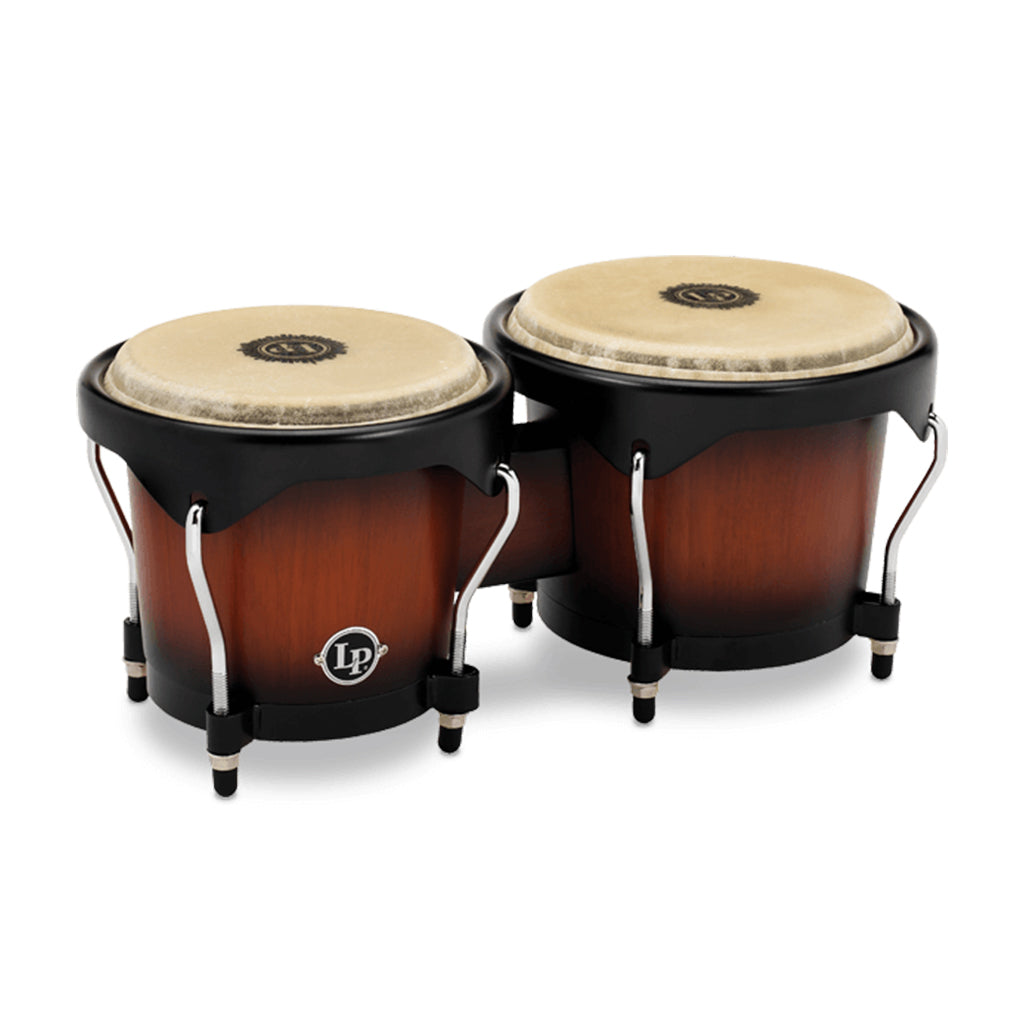 LP - City Series - Wood Bongos - Vintage Sunburst