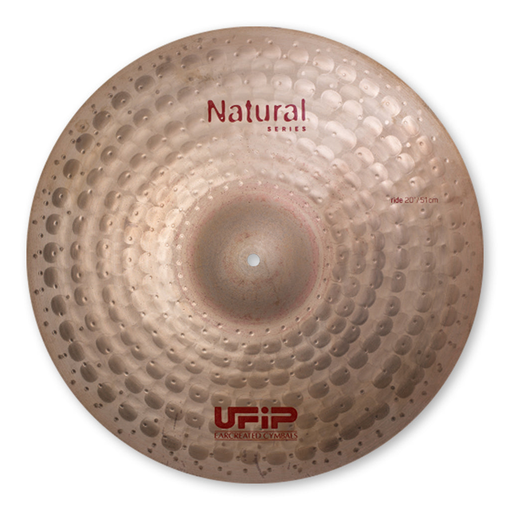 "UFIP - Natural Series - 20"" Medium Ride"