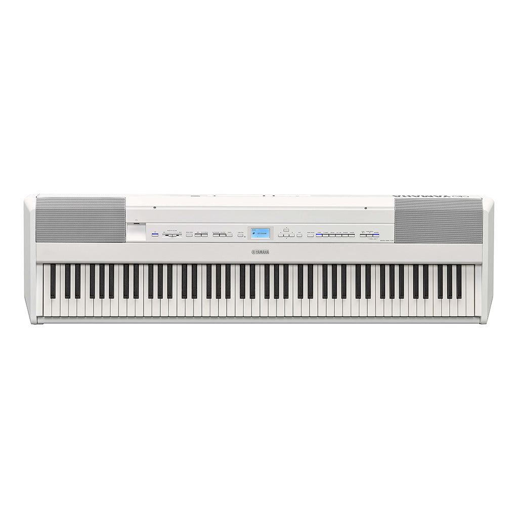 Yamaha P515WH Digital Piano - White