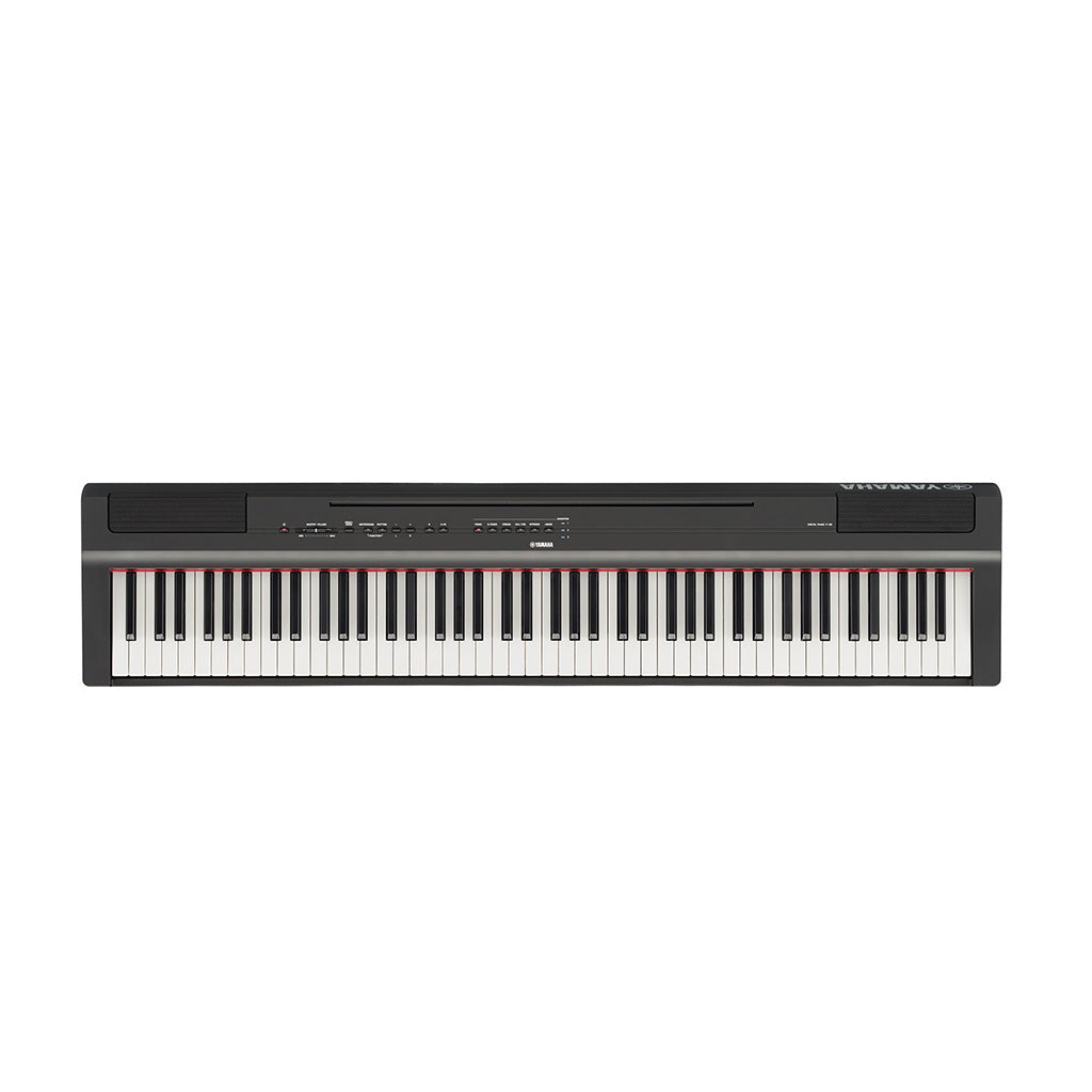 Yamaha P125B Digital Piano - Black
