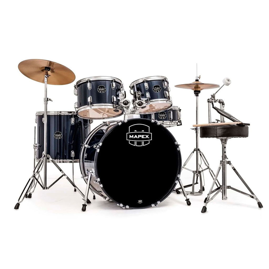 Mapex - Prodigy - Drum Kit Pack - Royal Blue