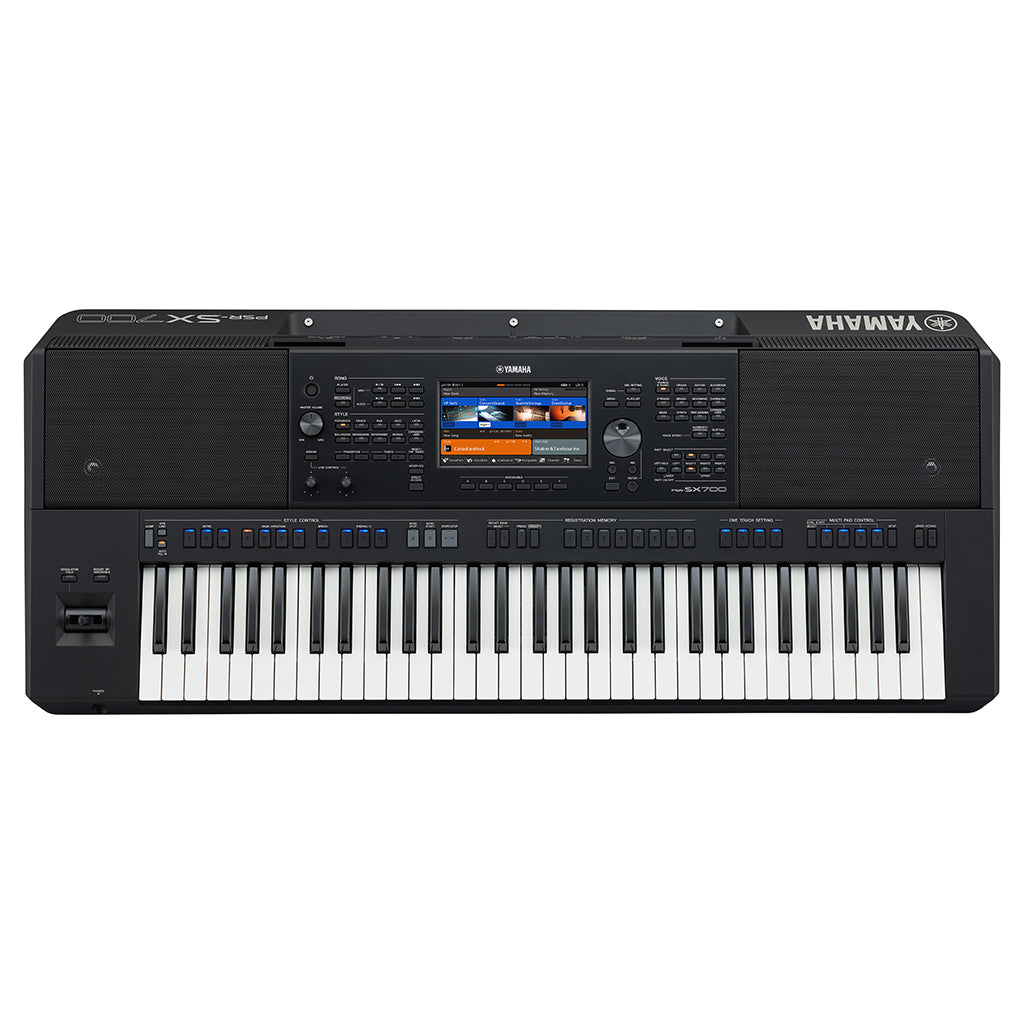 Yamaha PSRSX700 - Arranger Workstation Keyboard