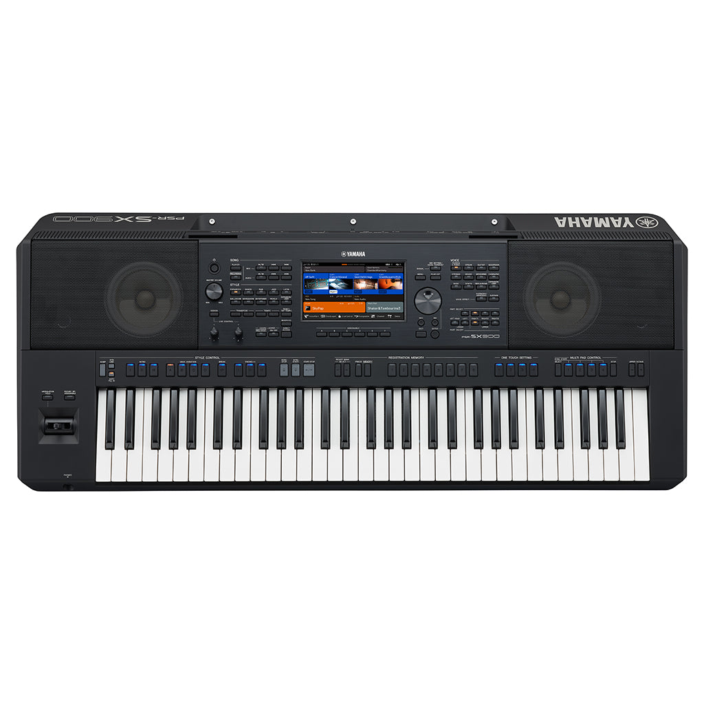 Yamaha PSRSX900 - Arranger Workstation Keyboard