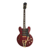 Epiphone Limited Edition Riviera Custom P93 - Wine Red - Front