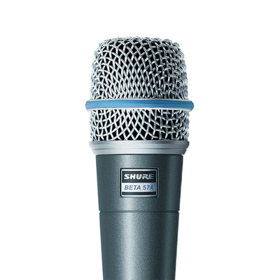 Shure - Beta 57A - Supercardioid Dynamic Instrument Microphone
