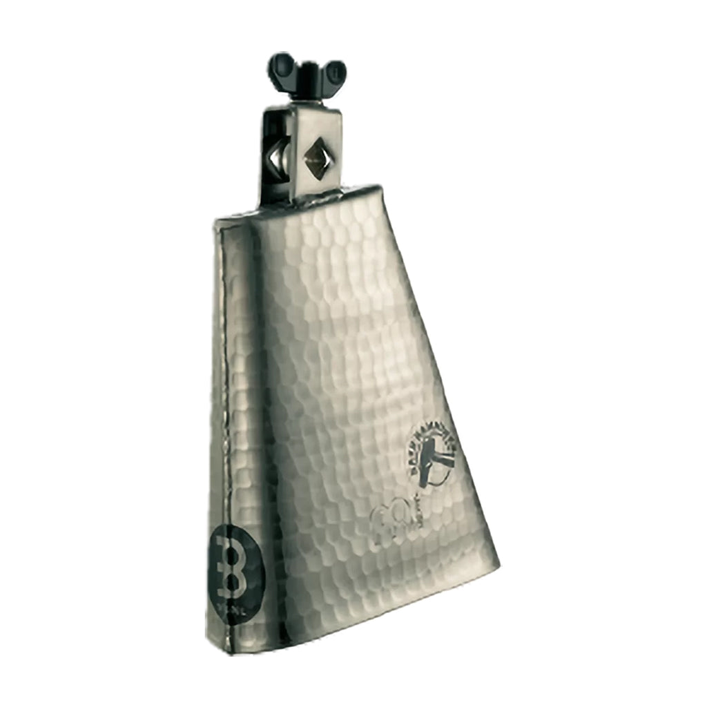 "Meinl - Hammered Cowbell - 6 1/4"" - Hand Brushed Gold"