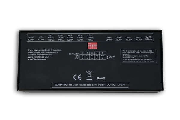 1 Spot Pro CS 12 Multi Voltage Power Supply